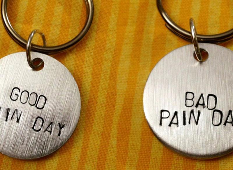 Goede pijn versus slechte pijn
