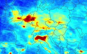 lucht-verontreiniging-europa