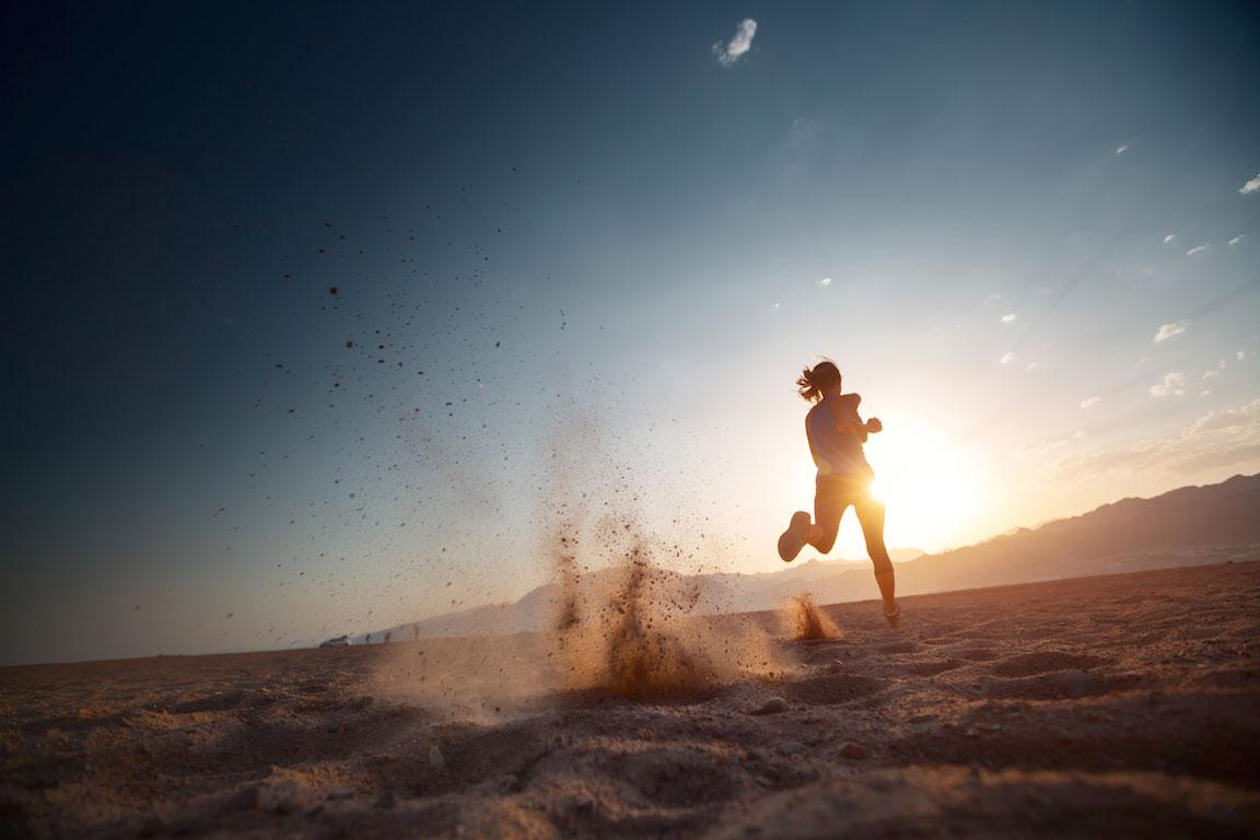 Wandelen versus Hardlopen